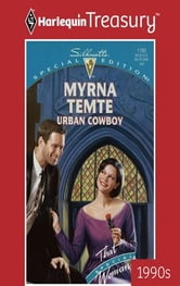 Urban Cowboy ebook by Myrna Temte
