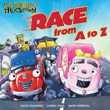 Race from A to Z - With Audio Recording eBook by Jon Scieszka