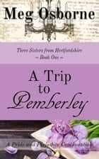 A Trip to Pemberley - Three Sisters from Hertfordshire, #1 ebook by Meg Osborne