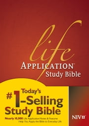 Life Application Study Bible NIV ebook by Tyndale