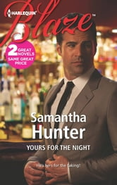Yours for the Night: Yours for the Night\Virtually Perfect - Virtually Perfect ebook by Samantha Hunter