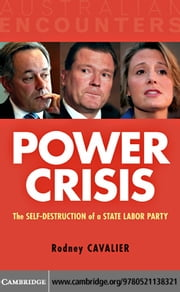Power Crisis ebook by Cavalier, Rodney