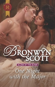 One Night with the Major ebook by Bronwyn Scott