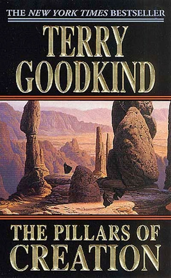The Pillars of Creation - Sword of Truth ebook by Terry Goodkind