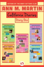 Diary One - Dawn, Sunny, Maggie, Amalia, and Ducky ebook by Ann M. Martin