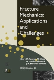 Fracture Mechanics: Applications and Challenges ebook by Fuentes, M.