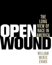 Open Wound - The Long View of Race in America ebook by William McKee Evans