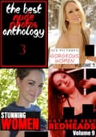 The Best Nude Photos Anthology 3 - 3 books in one ebook by Candice Haughton,Lisa North,Leanne Holden
