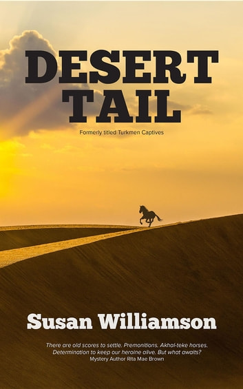 Desert Tail ebook by Susan Williamson
