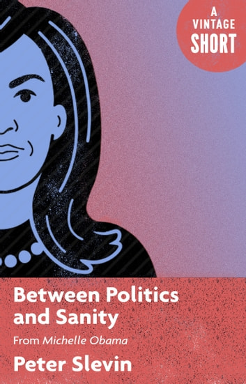 Between Politics and Sanity - From Michelle Obama ebook by Peter Slevin