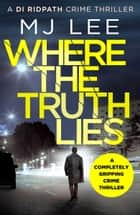Where The Truth Lies - A completely gripping crime thriller e-kirjat by M J Lee