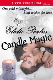 Candle Magic ebook by Elodie Parkes