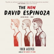 The New David Espinoza audiobook by Fred Aceves