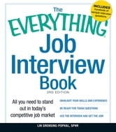 The Everything Job Interview Book - All you need to stand out in today's competitive job market ebook by Lin Grensing-Pophal SPHR
