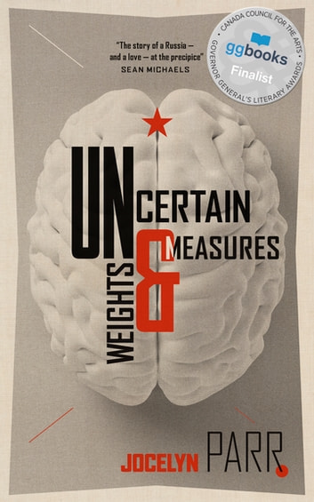 Uncertain Weights and Measures ebook by Jocelyn Parr