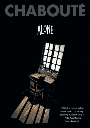 Alone ebook by Christophe Chabouté