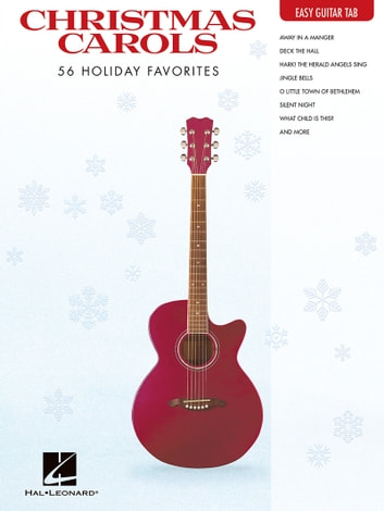 Christmas Carols Songbook - 56 Holiday Favorites ebook by Hal Leonard Corp.