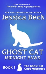 Ghost Cat: Midnight Paws ebook by Jessica Beck