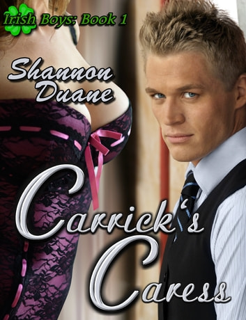 Carrick's Caress ebook by Shannon Duane
