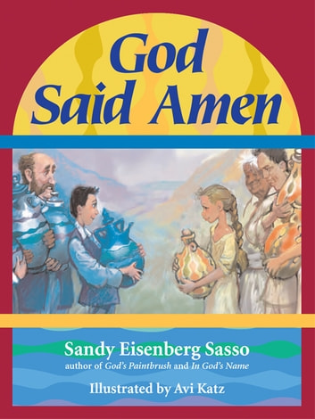 God Said Amen ebook by Sandy Eisenberg Sasso