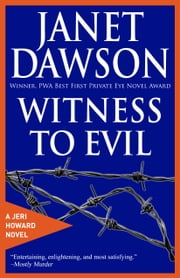 Witness To Evil ebook by Janet Dawson