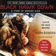 Black Hawk Down audiobook by Mark Bowden