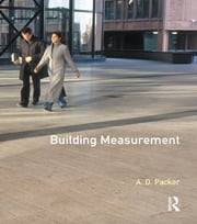 Building Measurement ebook by Andrew Packer