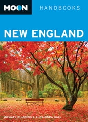 Moon New England ebook by Michael Blanding,Alexandra Hall