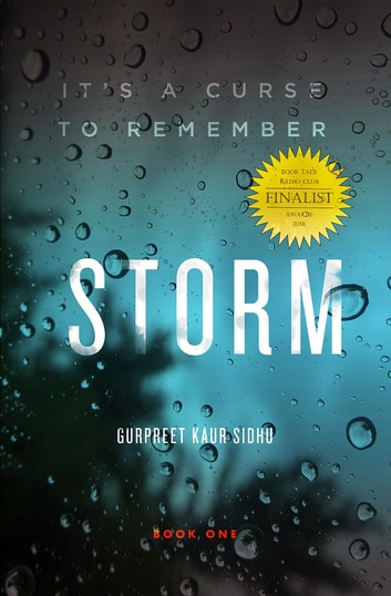 STORM - IT'S A CURSE TO REMEMBER ebook by Gurpreet Kaur Sidhu