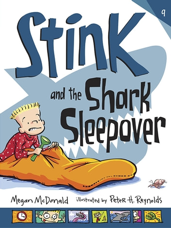 Stink and the Shark Sleepover ebook by Megan McDonald