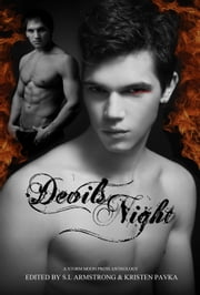 Devil's Night ebook by S.L. Armstrong,Azalea Moone,Tali Spencer