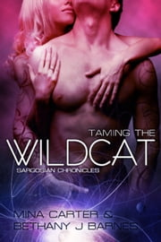 Taming the Wildcat ebook by Mina Carter,Bethany J. Barnes