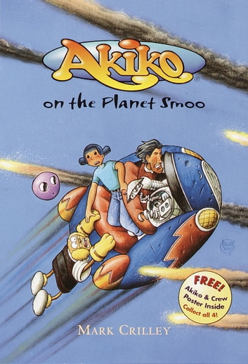 Akiko on the Planet Smoo ebook by Mark Crilley