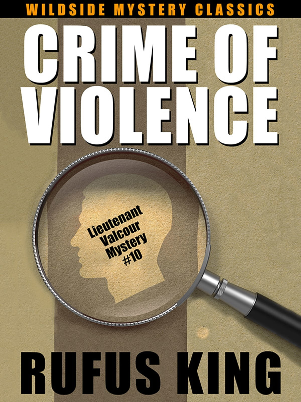 Crime Of Violence A Lt Valcour Mystery Ebook By Rufus King