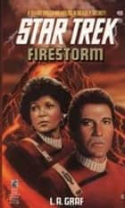 Firestorm ebook by L.A. Graf