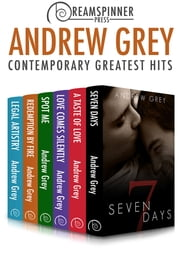 Andrew Grey's Greatest Hits - Contemporary Romance ebook by Andrew Grey,Paul Richmond,Paul Richmond