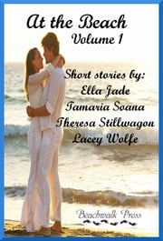 At the Beach Volume 1 ebook by Ella Jade,Tamaria Soana,Theresa Stillwagon
