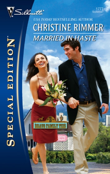 Married in Haste ebook by Christine Rimmer
