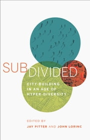 Subdivided - City-Building in an Age of Hyper-Diversity ebook by Jay Pitter,John Lorinc