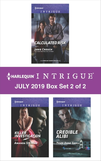 Harlequin Intrigue July 2019 - Box Set 2 of 2 電子書 by Janie Crouch,Amanda Stevens,Tyler Anne Snell
