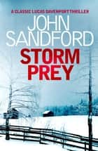 Storm Prey - Lucas Davenport 20 ebook by John Sandford