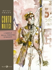 Corto Maltese - L'angelo della finestra d'Oriente ebook by Hugo Pratt