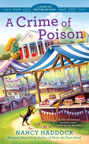 A Crime of Poison ebook by Nancy Haddock
