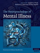 The Neuropsychology of Mental Illness ebook by Wood, Stephen J.