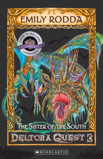 The Sister of the South ebook by Emily Rodda
