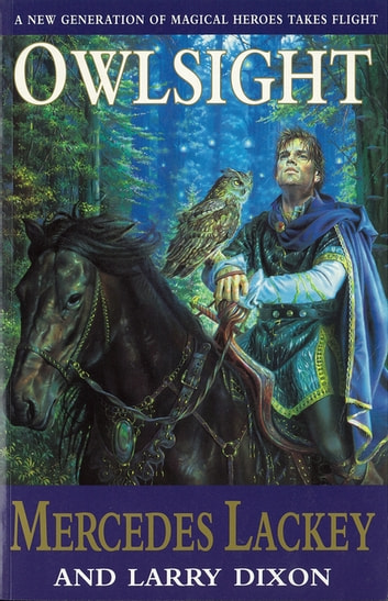 Owlsight ebook by Larry Dixon,Mercedes Lackey