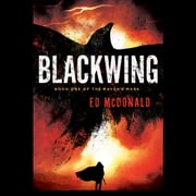 Blackwing audiobook by Ed McDonald