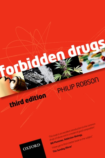 Forbidden Drugs ebook by Philip Robson