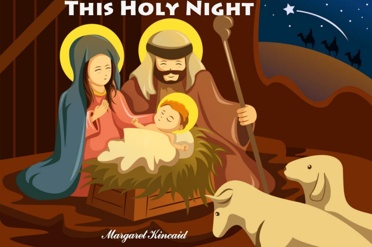 This Holy Night (The Birth of Jesus): Bible Stories eBook by ...