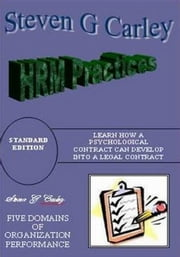 HRM Practices ebook by Steven Carley